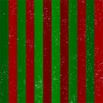 Red and Green Christmas Stripes