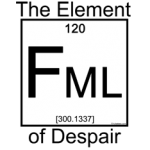 FML Element of Despair - chemistry