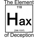 HAX Element of Deception - chemistry