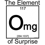 OMG Element of Surprise - chemistry