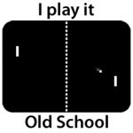 Gamers Play it Old School